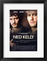 Framed Ned Kelly