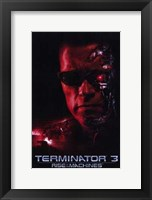 Framed Terminator 3: Rise of the Machines Arnold Schwarzeneger