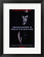 Framed Terminator 3: Rise of the Machines Movie
