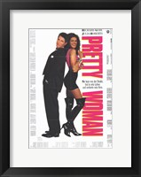 Framed Pretty Woman German