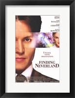 Framed Finding Neverland Johnny Depp