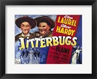 Framed Jitterbugs