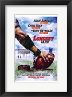 Framed Longest Yard 2005