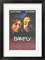 Framed Barfly