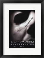 Framed Halloween: Resurrection