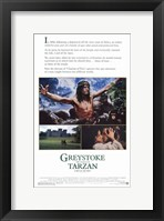 Framed Greystoke: The Legend of Tarzan, Lord of the Apes, c.1984