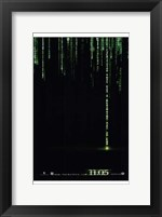 Framed Matrix Revolutions Code