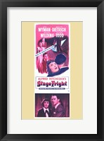 Framed Stage Fright Dietrich & Wyman