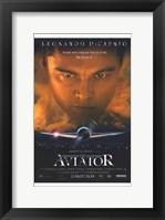 Framed Aviator Plane