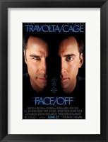 Framed Face Off