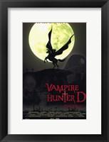 Framed Vampire Hunter D: Bloodlust