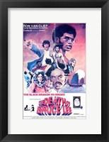 Framed Death of Bruce Lee