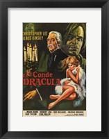 Framed Count Dracula