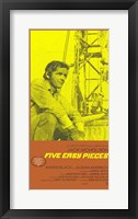 Framed Five Easy Pieces Tall