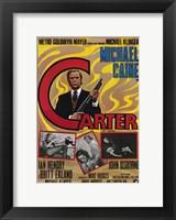 Framed Get Carter Michael Caine
