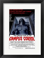 Framed Curious Case of the Campus Corpse