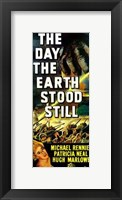 Framed Day the Earth Stood Still Patricia Neal Tall