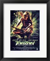 Framed Tarzan and the Lost City, c.1998 - style A