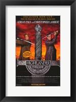 Framed Highlander: Endgame Movie