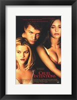 Framed Cruel Intentions