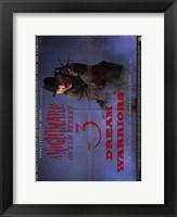 Framed Nightmare on Elm Street 3: Dream Warrior Film
