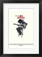 Framed Film About Jimi Hendrix