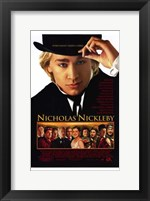 Framed Nicholas Nickleby