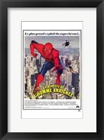 Framed Spiderman Strikes Back