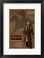 Framed Tom Horn Spanish