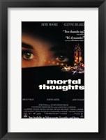 Framed Mortal Thoughts