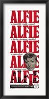 Framed Alfie Alfie Alfie