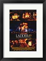 Framed Ladder 49 Phoenix Travolta