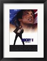 Framed Rocky 5