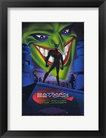 Framed Batman Beyond - Return of the Joker