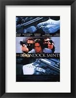 Framed Boondock Saints - style A (Italian)