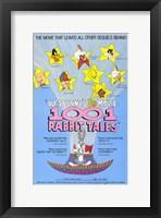 Framed Bugs Bunny's 1001 Rabbit Tales