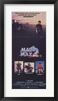 Framed Road Warrior Mad Max 2