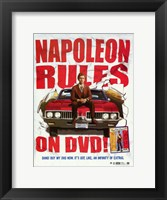 Framed Napoleon Dynamite Rules!