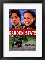 Framed Garden State