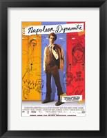 Framed Napoleon Dynamite