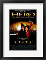 Framed Hero Nameless & Moon