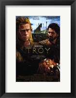 Framed Troy