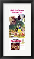 Framed Snow White and the Seven Dwarfs Movie Scenes