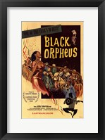 Framed Black Orpheus