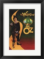 Framed Wizard of Oz Scarecrow