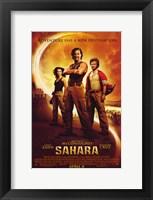 Framed Sahara Zahn McConaughey Cruz