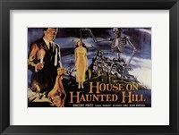 Framed House on Haunted Hill Vincent Price