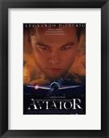 Framed Aviator DiCaprio