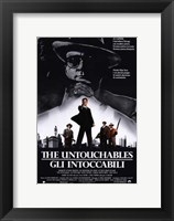 Framed Untouchables Italian