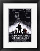 Framed Untouchables Italian